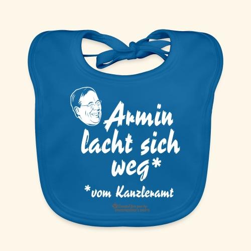 Armin lacht sich weg - Baby Bio-Lätzchen