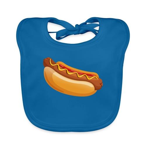 hotdog - Bio-slabbetje voor baby's