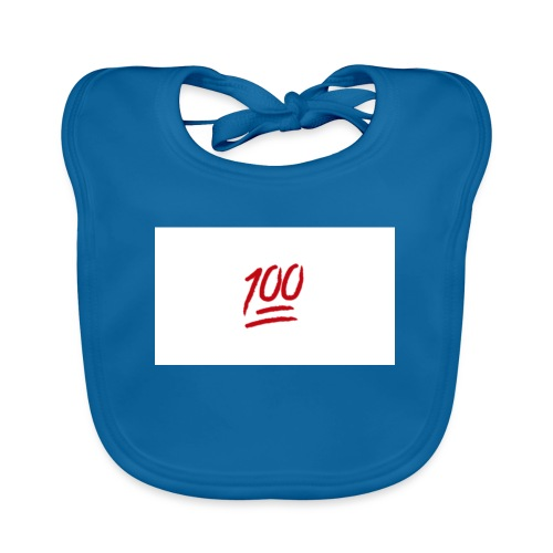 100_emoji - Bio-slabbetje voor baby's