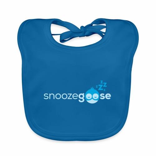snoozegoose #01 - Baby Bio-Lätzchen