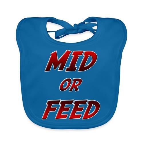 Mid or feed DONNA - Bavaglino ecologico per neonato