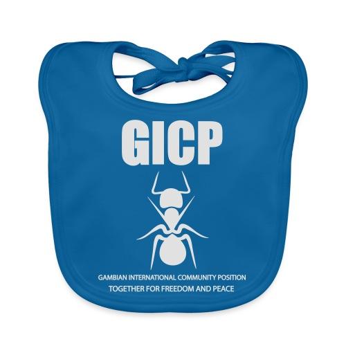 GICP - Baby Organic Bib