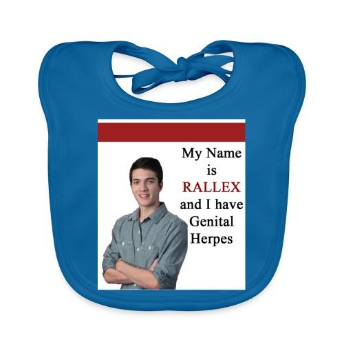 RALLEX - Baby Organic Bib