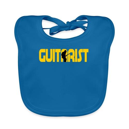 Guitarist - Baby Organic Bib
