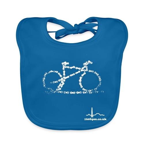 Cycling Bike Chain 160bpm.co.uk - Organic Baby Bibs