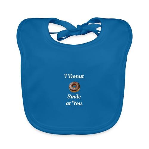 Donut Care - Bio-slabbetje voor baby's