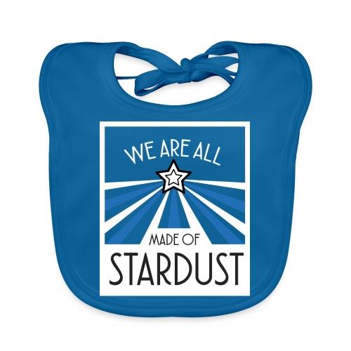 Star Dust - Bavoir bio Bébé