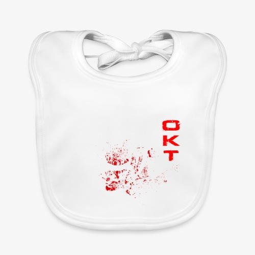 Outkasts Scum OKT Front - Organic Baby Bibs