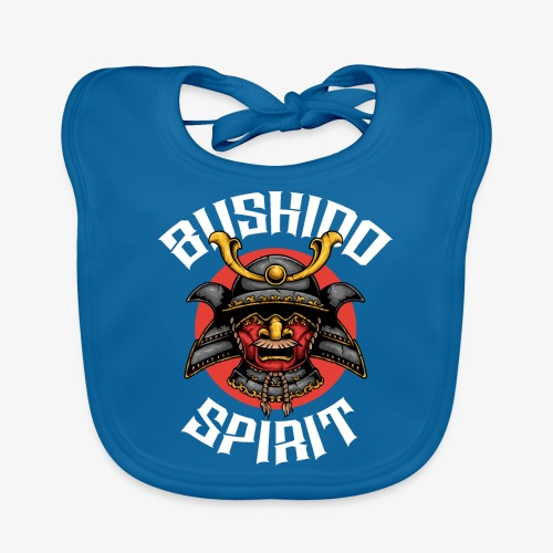 Bushido Spirit - Bavoir bio Bébé