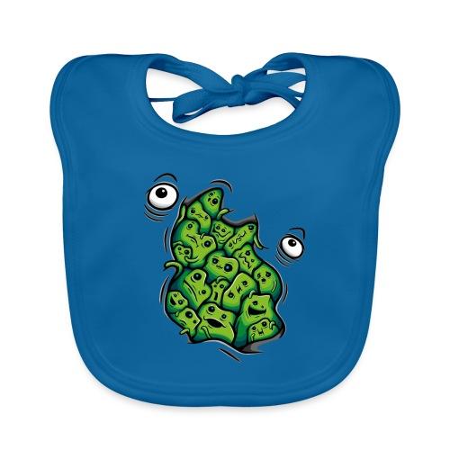 Getting Outside (green version) - Organic Baby Bibs