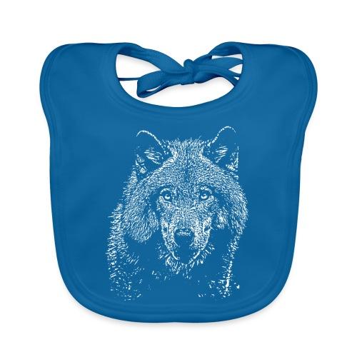 Wolf - Bavoir bio Bébé