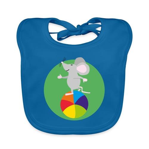 Maus Fridolin Fabelhaft - Baby Bio-Lätzchen