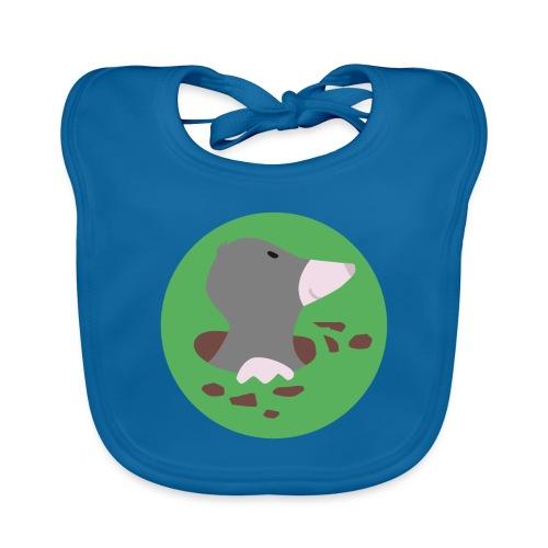 Maulwurf - Baby Bio-Lätzchen