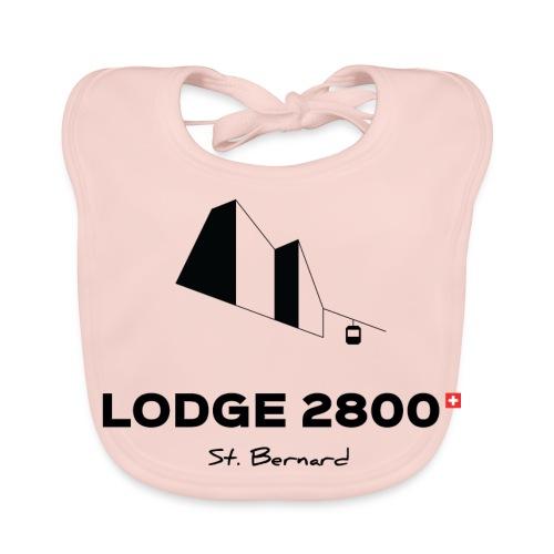 Lodge 2800 - Bavoir bio Bébé