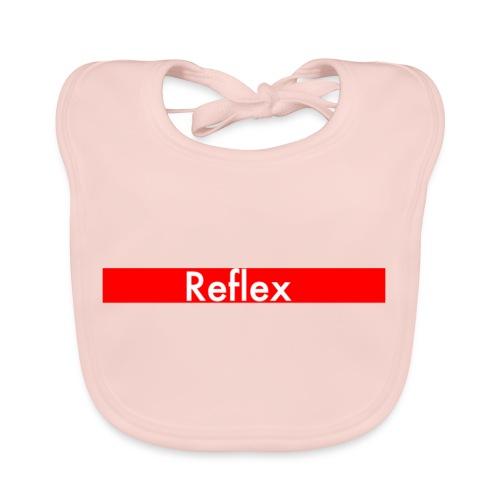 Reflex Logo street - Baby Organic Bib