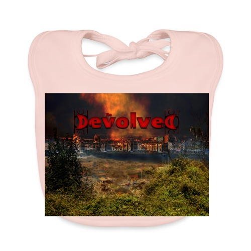 The Devolved Long TS1 - Baby Organic Bib