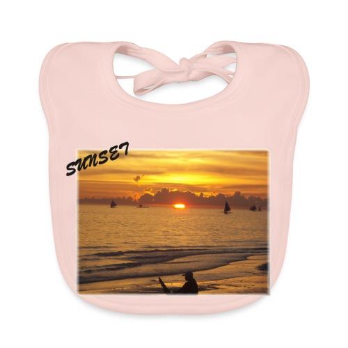 Sunset - Baby Bio-Lätzchen