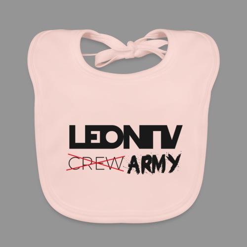 LeonTV ̶c̶̶r̶̶e̶̶w̶ ARMY - Baby Bio-Lätzchen