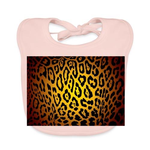 t-shirt léopard - Bavoir bio Bébé
