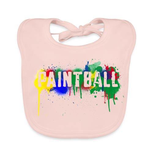 color_paintball - Baby Bio-Lätzchen