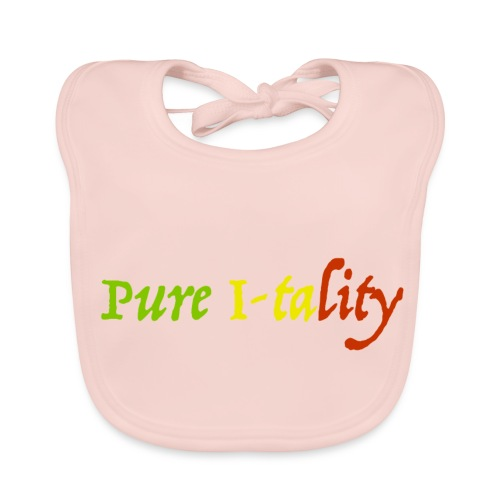 Pure I-tality - Baby Organic Bib