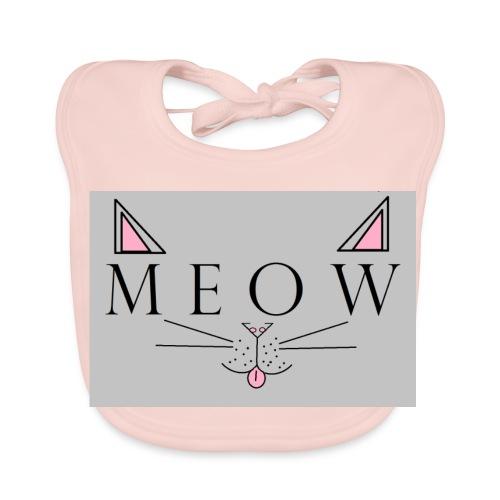 Meow - Baby Organic Bib