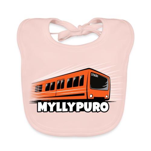 05 - METRO MYLLYPURO - HELSINKI - LAHJATUOTTEET - Vauvan ruokalappu