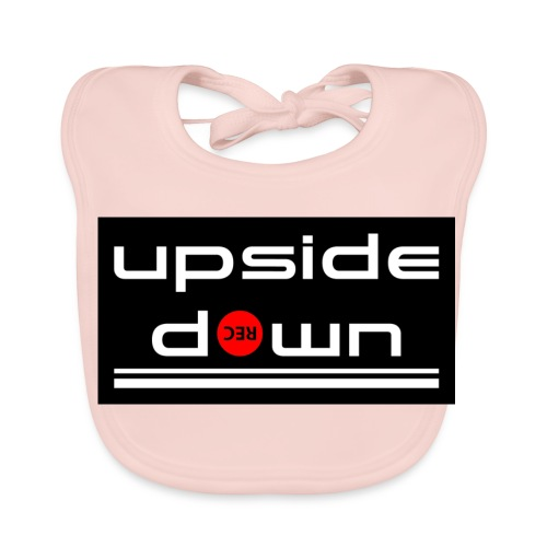 UpSideDown - Bio-slabbetje voor baby's