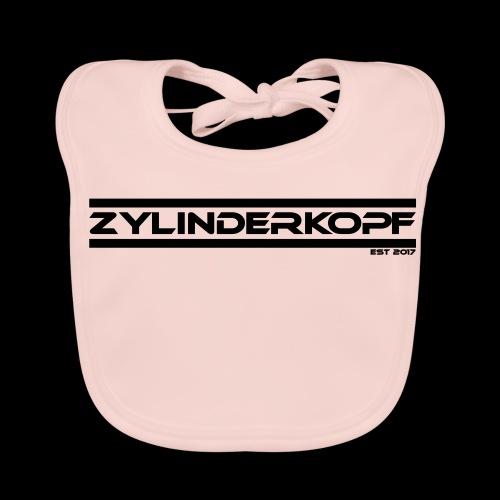 Zylinderkopf classic green Edition - Baby Bio-Lätzchen