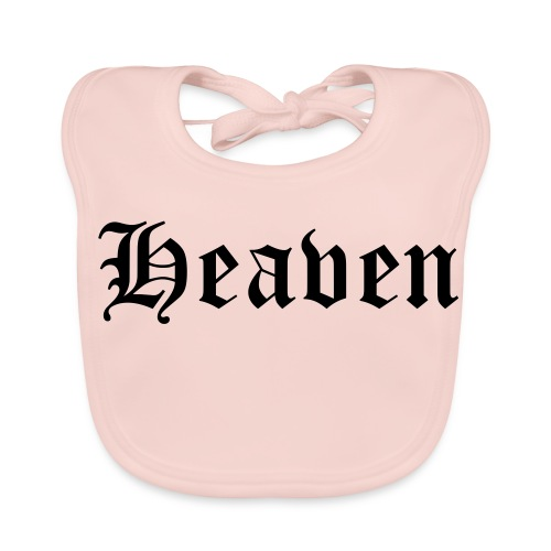 Heaven - Baby Organic Bib