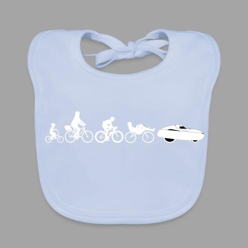 Bicycle evolution white - Vauvan ruokalappu