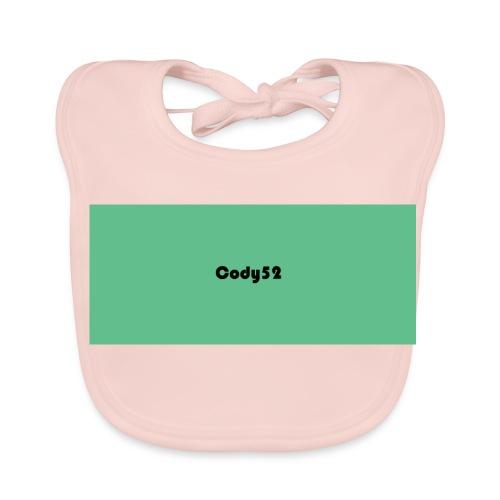 Cody52 Backpack - Baby Organic Bib
