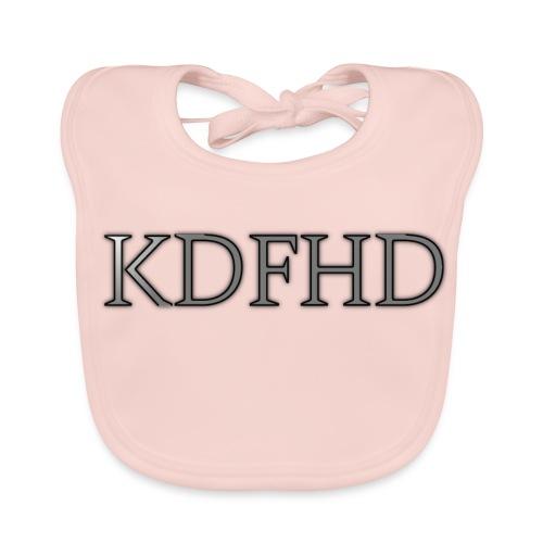KDFHD - Ekologisk babyhaklapp