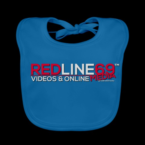 Redline69 Media Logo - Baby Organic Bib