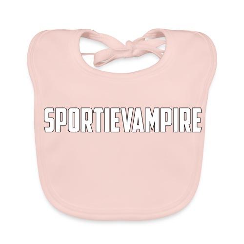 Sportievampire - Baby Organic Bib