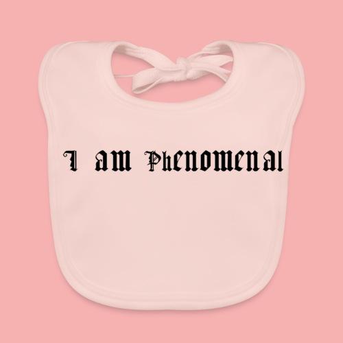 Phenomenality - Baby Organic Bib