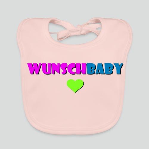 Wunschbaby Deluxe - Baby Bio-Lätzchen