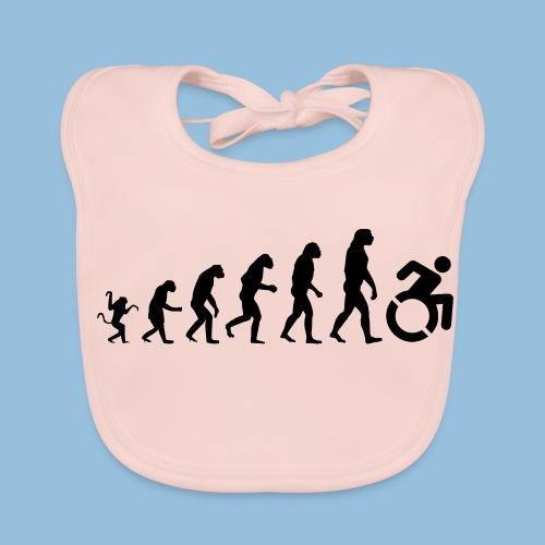 EvolutionWheelchair - Bio-slabbetje voor baby's