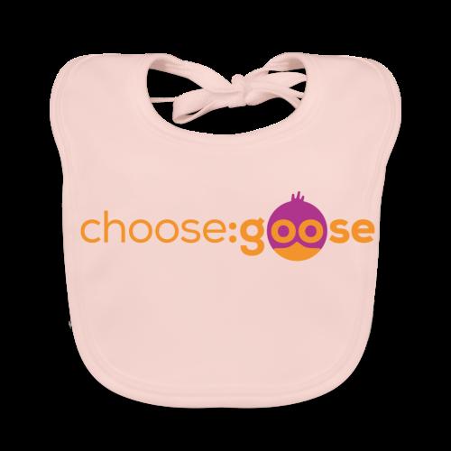 choosegoose #01 - Baby Bio-Lätzchen