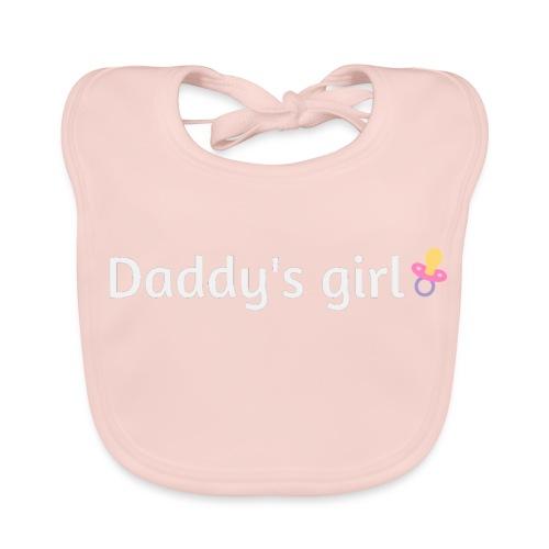 Daddy's girl - Baby Organic Bib