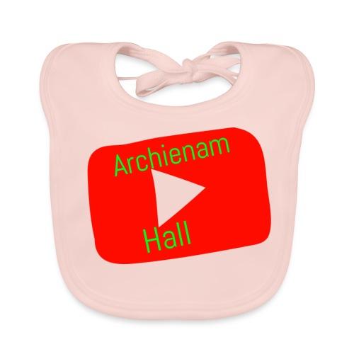 Archienam logo - Baby Organic Bib