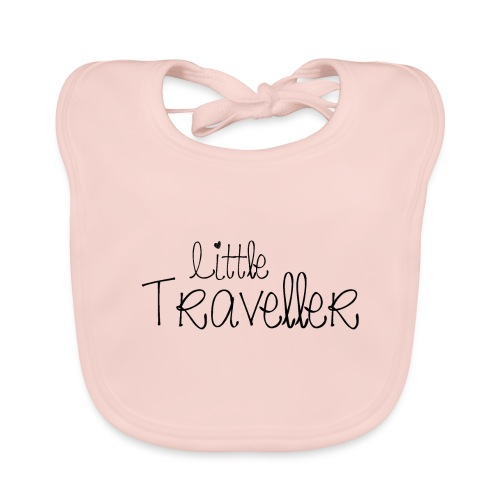 Little Traveller - Baby Bio-Lätzchen
