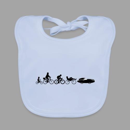 Bicycle evolution black Quattrovelo - Vauvan ruokalappu