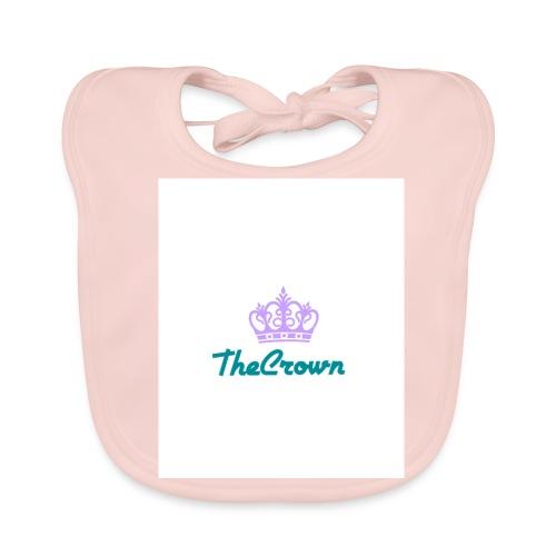 thecrown - Baby Organic Bib