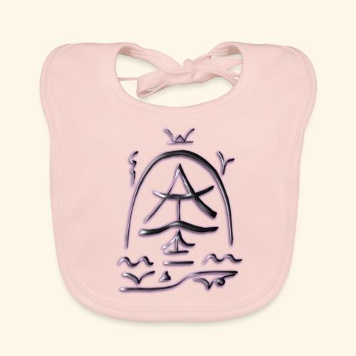 Arfolara solo - Baby Bio-Lätzchen