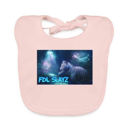 SLAYZ Clothing - Baby Organic Bib