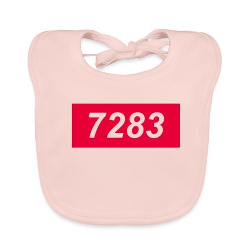 7283-transparent - Baby Organic Bib