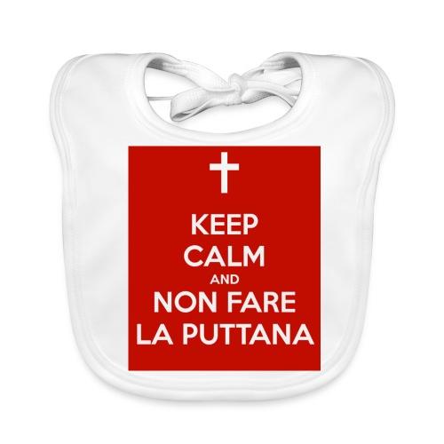 keep-calm-and-non-fare-la-puttana - Bavaglino