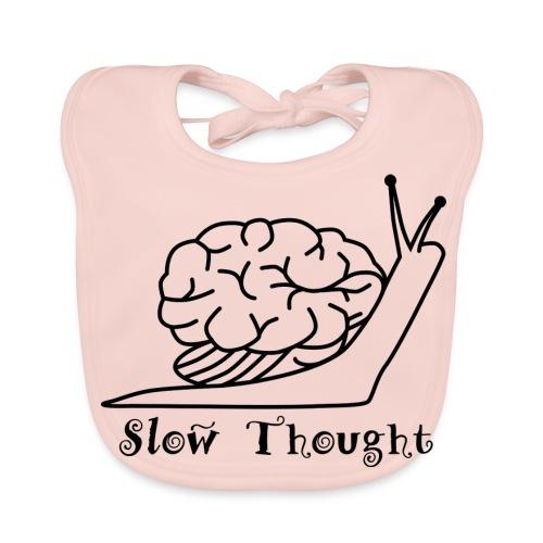 SlowThought - Baby Bio-Lätzchen