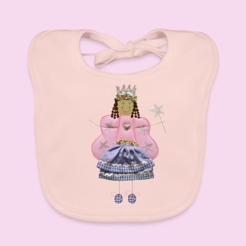Airy Fairy Lavender - Baby Organic Bib